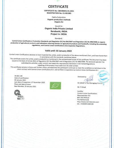 EU-certificate-2021-Organic-India-Pvt-ltd